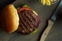 Simon Howie Gluten Free 6oz Steak Burger