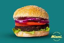 Miami Burger Classic Vegan Burger