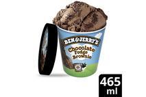 Ben & Jerry's Chocolate Fudge Brownie Ice Cream 465 ml