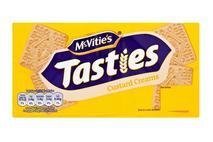 McVitie's Tasties Custard Creams Biscuits