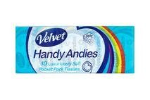 Velvet Handy Andies