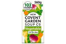 New Covent Garden Soup Co. Vegetable 560g