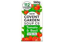 New Covent Garden Soup Co. Tomato & Basil 560g