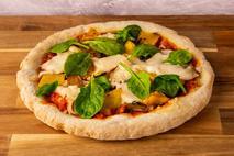 """White Rabbit Gluten Free 10"""" Pizza Base"""