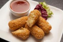 Golden Crumb Mac 'N' Cheese Bites 1kg