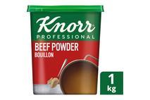 Knorr Prof Beef Bouillon Powder    1x1kg