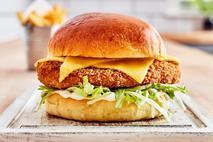 Quorn Vegan Buttermilk Style Burger