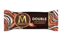 Wall's Magnum Double Chocolate & Strawberry