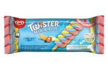 Wall's Twister Peek-a-blue Lolly