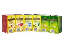 Twinings Fruit & Herbal & Green Variety Pack