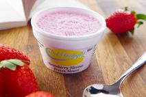 Cooldelight Strawberry Frozen Mousse Tub