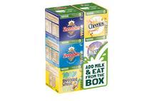 Nestle Box Bowls Variety Pack