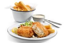 Sheltie MSC Breaded Cod Fishcakes