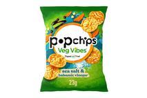 Popchips Veg Vibes Salt Vinegar     1x24
