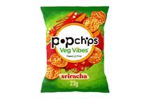 Popchips Veg Vibes Sriracha       24x23g