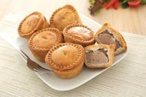 Stobarts Standard Buffet Pork Pie