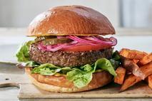Linda McCartney Vegetarian 1/4lb Burger