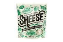 Sheese Vegan Grated Mozzarella (Scotland Only)