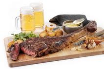 Beef Tomahawk Steak EU      2x0.7-1.2kg