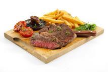 Angus Ribeye Steak S/A 28day    5x2x283g