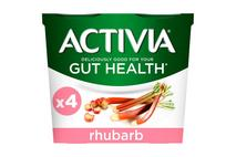 Activia Rhubarb Yoghurt