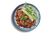 Squeaky Bean Plant Based Pulled Duck