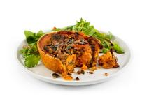 Brakes Sweet Potato & Red Onion Marmalade Seeded Tart