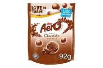 Aero Bubbles Milk Chocolate Sharing Bag 92g