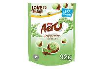 Aero Bubbles Peppermint Pouch Bag