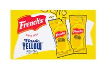French's Classic Yellow Mustard Portions