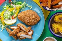 Levi Roots Jerk Breaded Chicken Fillet Portion 90g