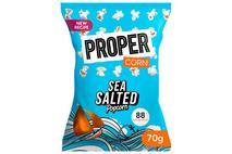 Propercorn Light S/Salted Popcorn  8x70g