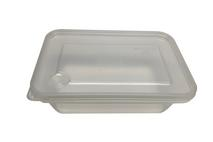 Micro container & lid 650ml