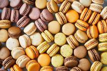 Symphonie Macarons Notes Gourmandes