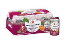 San Pellegrino Pomegranate & Orange