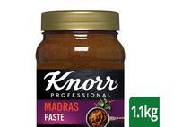 Knorr Madras Paste               1x1.1kg
