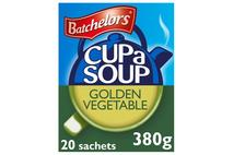 Batchelors Cup a Soup Golden Vegetable 20 Pack 380g