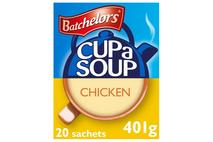 Batchelors Cup a Soup Chicken 20 Pack 401g
