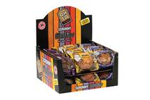 Oh So Scrummy Mixed Case Un-Topped Muffins