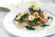 Peeled Quail Eggs