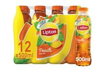 Lipton Peach Ice Tea 500ml