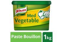 Knorr Gluten Free Mediterranean Vegetable Paste Bouillon 1kg