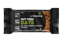 getbuzzing Date & Seed Nut free Flapjack