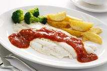 M&J Seafood MSC New Zealand Hoki Fillets (skinless, boneless)