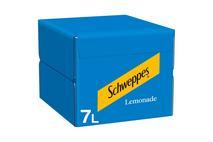 Schweppes Lemonade Bag in Box 7L