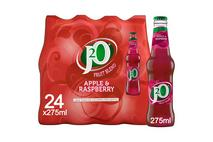 J2O Fruit Blend Apple & Raspberry 275ml