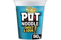 Pot Noodle Sweet & Sour Standard 90g