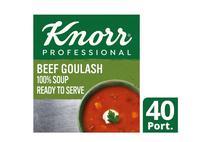 Knorr Professional 100% Soup Beef Goulash 2.5kg