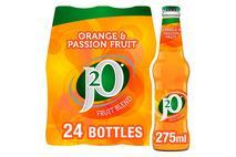 J2O Fruit Blend Orange & Passion Fruit 275ml