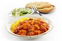 Brakes Chicken Curry